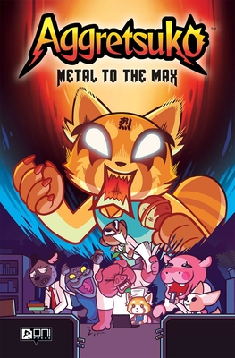 Aggretsuko: Metal to the Max Cover Image