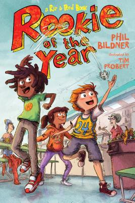 Rookie of the Year (Rip and Red #2) Cover Image