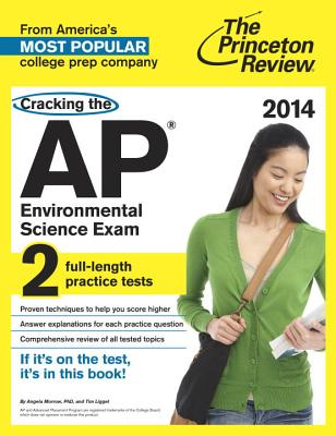 Cracking the AP Environmental Science Exam Cover