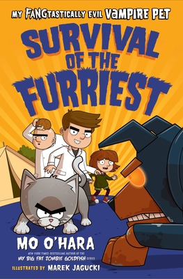 Cover for Survival of the Furriest