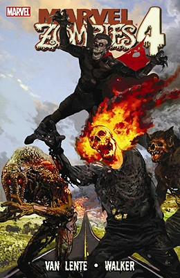 Marvel Zombies 4 Cover