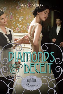 Diamonds & Deceit Cover
