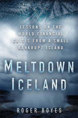 Meltdown Iceland Cover