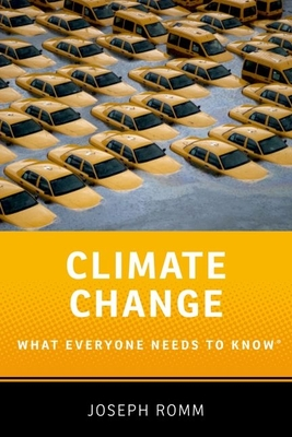 Climate Change: What Everyone Needs to Know(r) Cover Image