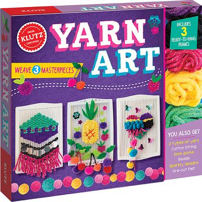 Yarn Art Cover Image