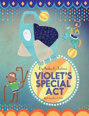 Violet's Special Act Cover Image