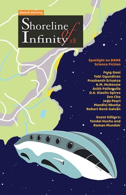 Shoreline of Infinity 18: Science Fiction Magazine Cover Image