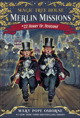 Hurry Up, Houdini] (Stepping Stone Books) Cover Image