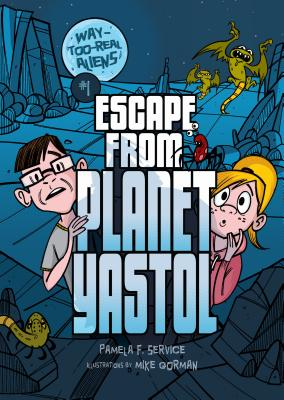 Escape from Planet Yastol Cover