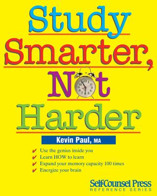 Study Smarter, Not Harder Cover