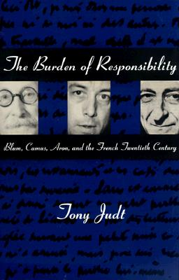 The Burden of Responsibility Cover
