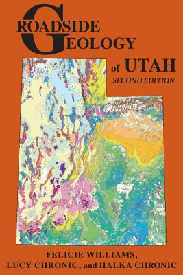 Roadside Geology of Utah Cover Image