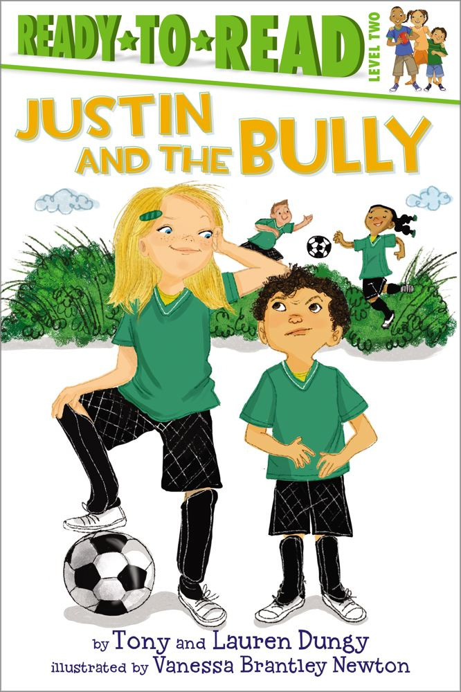 Justin and the Bully Cover