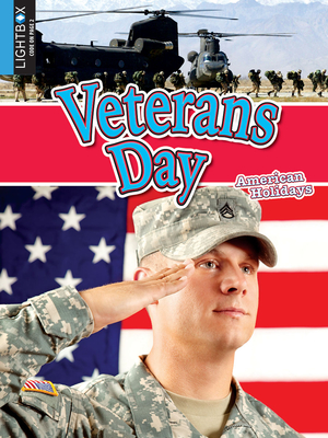 Veterans Day (American Holidays) Cover Image