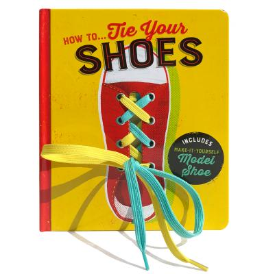 How To...Tie Your Shoes Cover Image