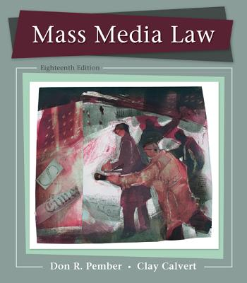 Mass Media Law Cover Image