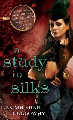 A Study in Silks Cover