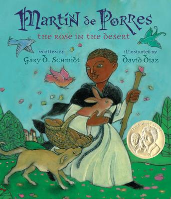 Martin de Porres Cover