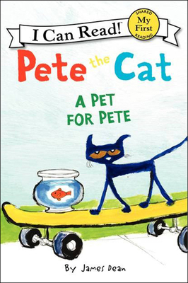 Cover for A Pet for Pete (Pete the Cat)
