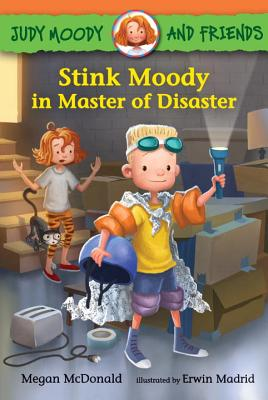Judy Moody and Friends: Stink Moody in Master of Disaster Cover Image