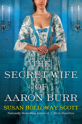 secret wife of aaron burr