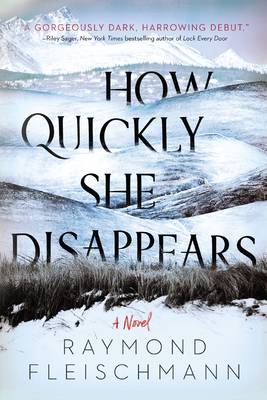 How Quickly She Disappears Cover Image