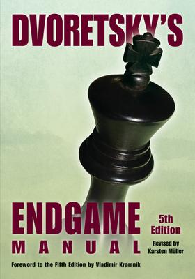 Dvoretsky's Endgame Manual Cover Image