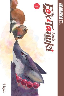 The Fox & Little Tanuki, Volume 1, 1 Cover Image