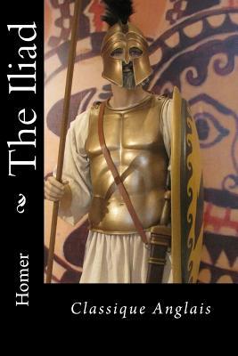 Cover for The Iliad