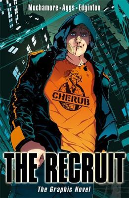 Cherub: The Recruit (Graphic Novel) Cover Image