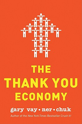 The Thank You Economy Cover
