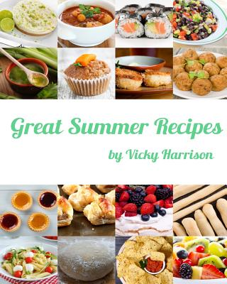 Great Summer Recipes Cover Image