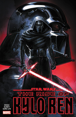 Star Wars: The Rise of Kylo Ren Cover Image