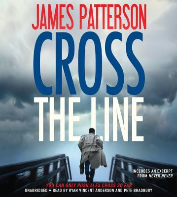 Cross the Line (Alex Cross) Cover Image