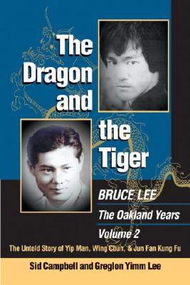 The Dragon and the Tiger, Volume 2 Cover