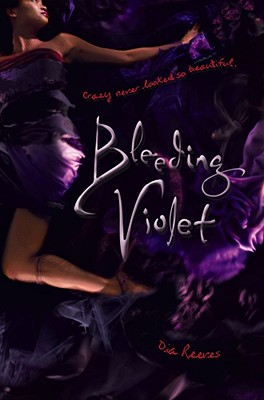 Bleeding Violet Cover