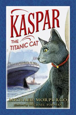 Kaspar the Titanic Cat Cover