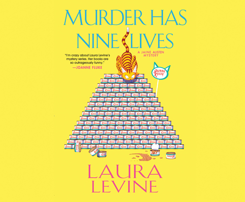 Murder Has Nine Lives (Jaine Austen Mysteries #14) Cover Image