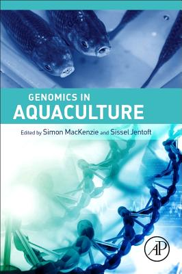 Genomics in Aquaculture Cover Image