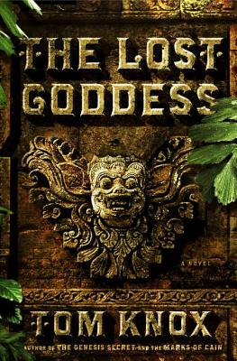 The Lost Goddess Cover