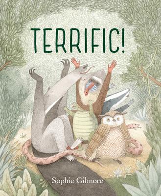 Terrific! Cover Image