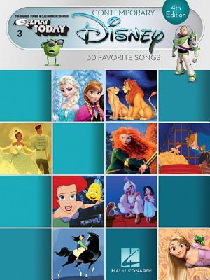 Contemporary Disney: E-Z Play Today Volume 3 Cover Image