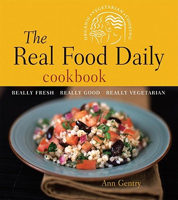 The Real Food Daily Cookbook Cover