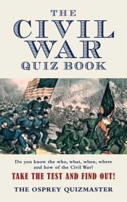 Civil War Quiz Book Cover