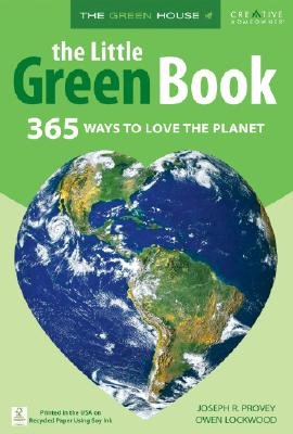 Cover for The Little Green Book