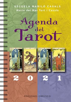 Agenda del Tarot 2021 Cover Image