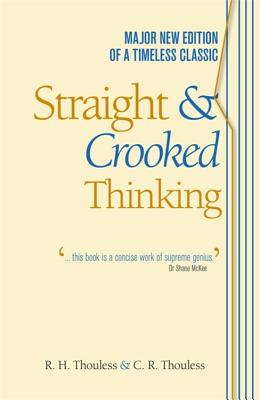 Straight & Crooked Thinking Cover