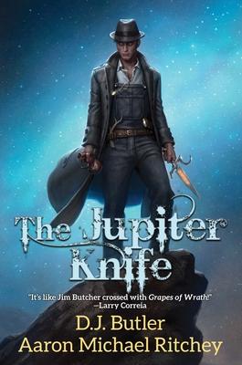 The Jupiter Knife Cover Image