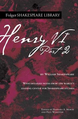 Henry VI Part 2 (Folger Shakespeare Library) Cover Image