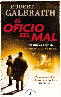 El oficio del mal / The Career of Evil (Cormoran Strike #3) Cover Image